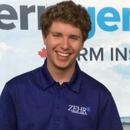 Richard Zehr – Executive